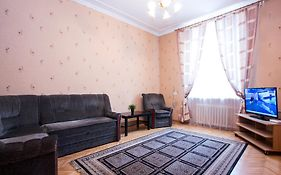 Apartlux on Smolenskaya Apartment Moscow
