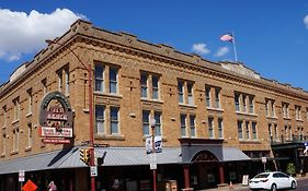 Stockyard Hotel Fort Worth Tx