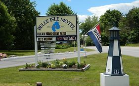 Belle Isle Motel Maine