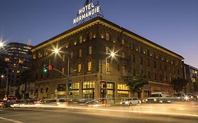 Hotel Normandie Los Angeles Ca