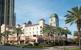 Hampton Inn Downtown st Petersburg Florida