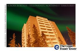 Coast Fraser Tower Suite Hotel Yellowknife nt Canada