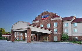 Fairfield Inn Wausau Wi