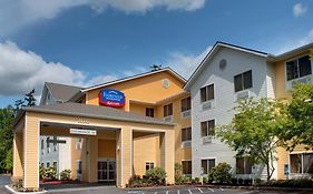 Fairfield Inn And Suites Seattle