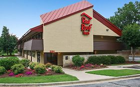 Red Roof Inn Greensboro Coliseum Greensboro, Nc