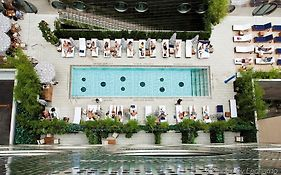 Dream Hotel New York Pool