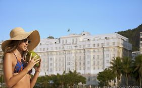 Copacabana Palace Rooms