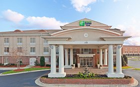 Holiday Inn Express Vicksburg Ms 2*