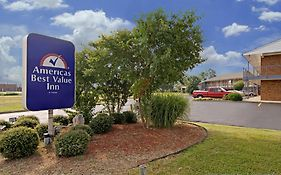 Americas Best Value Inn Jonesboro Arkansas