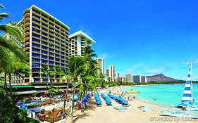 Outrigger Hotel in Honolulu