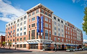Hampton Inn Downtown Waterfront Portland Maine