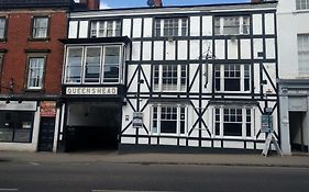 Queens Head Hotel Ashby de la Zouch