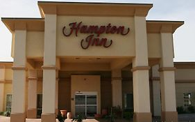 Hampton Inn Van Horn Texas