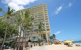 Castle Waikiki Shore Beachfront Condo