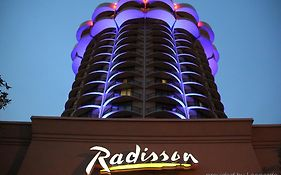 Radisson Hotel in Cincinnati Ohio