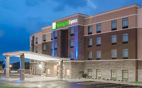 Holiday Inn Express Moline Airport