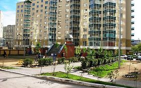 Apartment Megapolis Shartashskaya Ekaterinburg