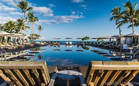 Four Seasons Hotel in Kona Hawaii