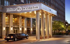 Orrington Hotel in Evanston