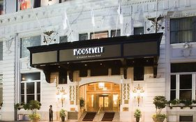 The Roosevelt Hotel New Orleans Louisiana
