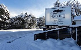 Ruapehu Mountain Motel & Lodge Ohakune