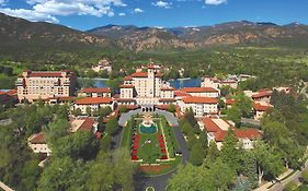 Broadmoor Inn Colorado Springs