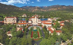The Broadmoor Hotel Colorado Springs Co
