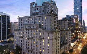 Fairmont Hotel in Vancouver
