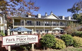 The Park Place Hotel Dahlonega Ga