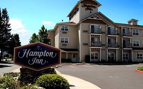 Hampton Inn Ukiah California
