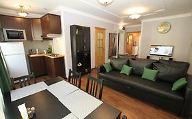 Apartament on Belorusskoy Apartment Moscow