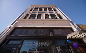 The Rieger Hotel Kc