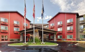 Best Western Rocky Mountain Lodge Whitefish Mt