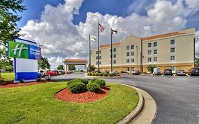 Holiday Inn Express Greenville North Carolina