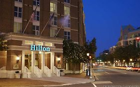 Hilton in Old Town Alexandria