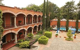 Mision Tlaxcala Hotel