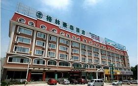 Greentree Inn Bus Terminal Station Business Rizhao