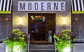 Moderne Hotel New York