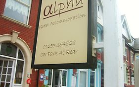 Alpha Guest Accommodation Blackpool