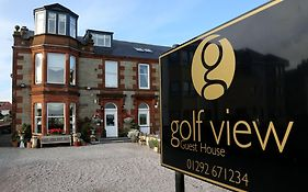 Golf View Guest House Prestwick