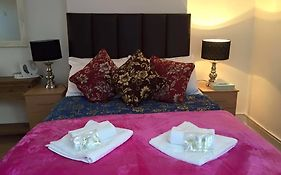Metro London City Airport Guest House
