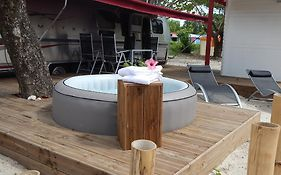 Camping st Anne Martinique