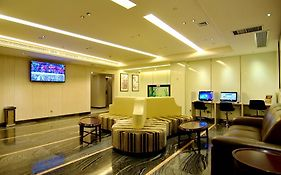 Paco Business Hotel Tianhe Bus Station Branch Guangzhou