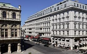 Sacher Hotel in Vienna