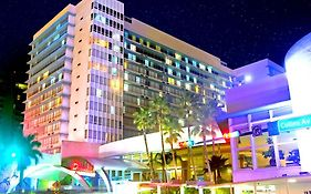 The Deauville Hotel in Miami Beach