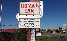 Royal Inn Motel Sulphur Springs