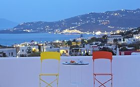 Aether Boutique Stay Mykonos Island