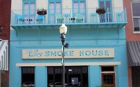 Main Street Hotel Yazoo City Ms