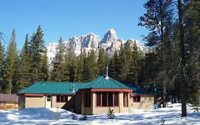 Castle Mountain Hostel