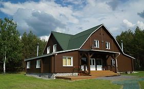 Eco-Holiday Homes Lakes Kargashinskiye Vyselki